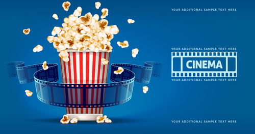 Popcorn Free Vector Download 55 Free Vector For Commercial Use Format Ai, Eps, Cdr -2971