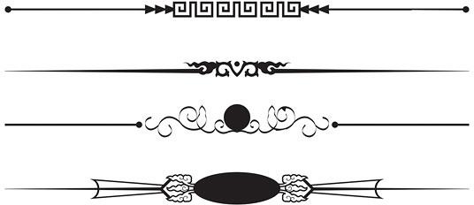 Fine art frame vector Free vector in Adobe Illustrator ai ( .ai ...