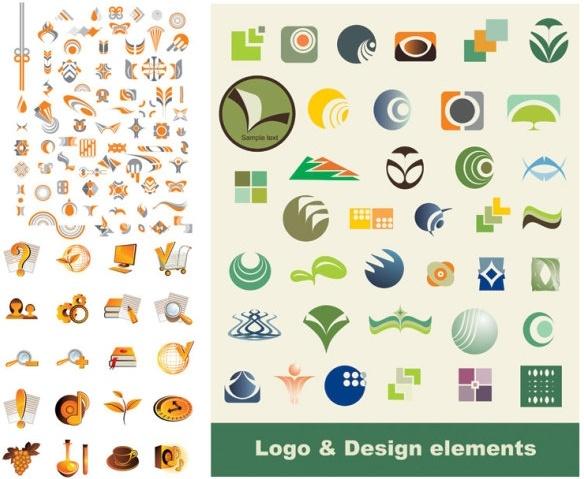 fine logo graphics vector