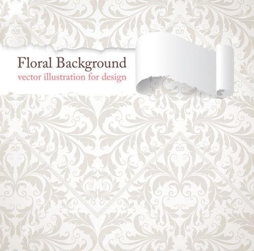 fine pattern background 08 vector
