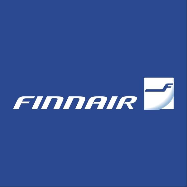 finnair 4 free vector in encapsulated postscript eps