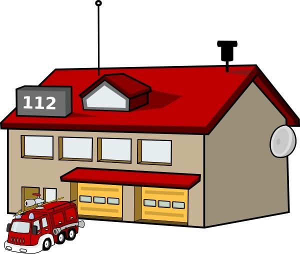 fire station clip art free vector in open office drawing svg svg rh all free download com fire department clip art that you can edit fire station clipart
