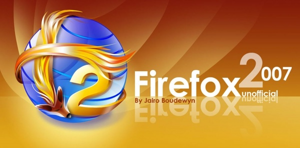 Firefox 2007 Icon icons pack