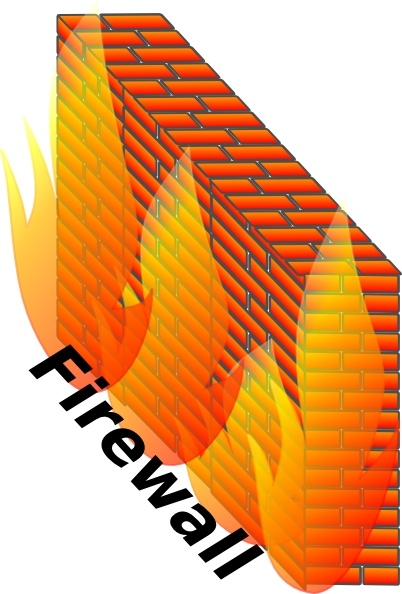 Firewall Clip Art Free Vector In Open Office Drawing Svg