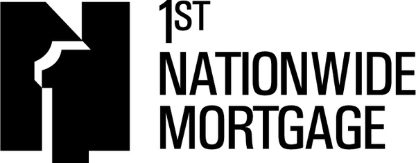 First nationwide mortgage Free vector in Encapsulated