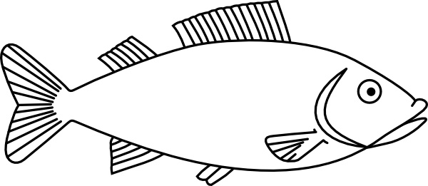 fish outline clip art free vector in open office drawing halloween black and white clipart to print halloween black and white clip art borders