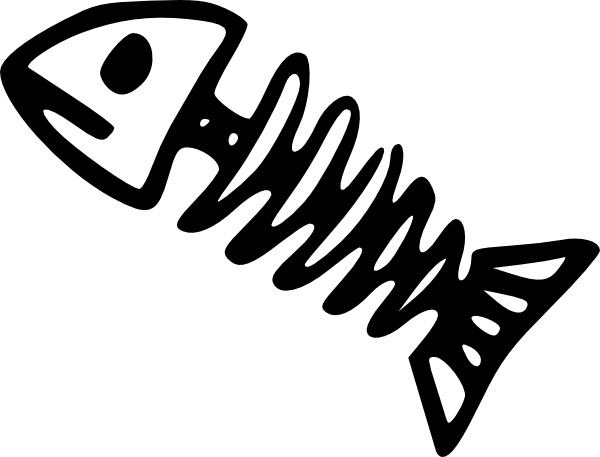 fish skeleton clip art free vector in open office drawing svg svg rh all free download com fish skeleton clip art free
