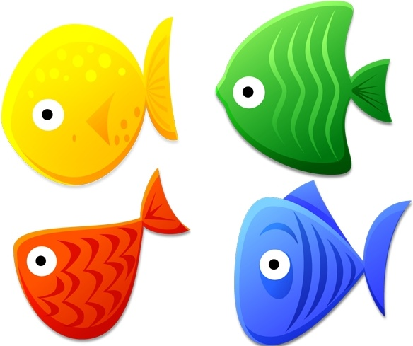 Fish Toys Icons icons pack
