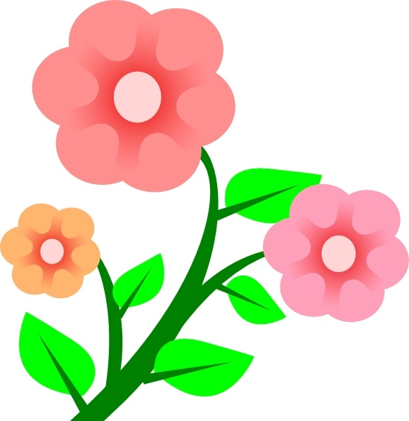 flowers roses clip art free vector in open office drawing svg svg rh all free download com free floral clipart downloads free floral clip art designs
