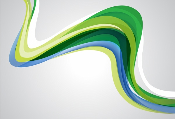 flowing free vector in adobe illustrator ai ai encapsulated
