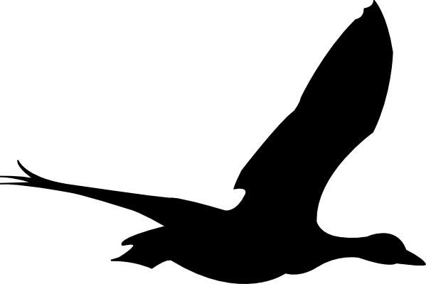 Flying Bird Clip Art Free Vector In Open Office Drawing Svg Svg Vector Illustration Graphic Art Design Format Format For Free Download 154 10kb