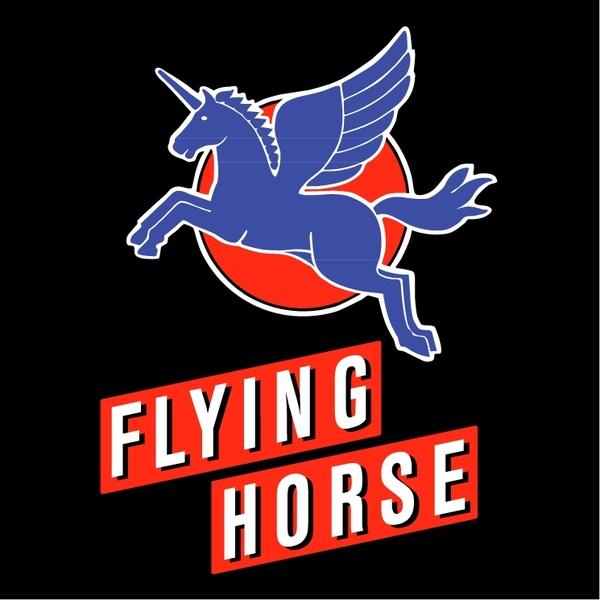 Flying Horse Free Vector In Encapsulated Postscript Eps Eps