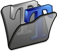Folder black font2