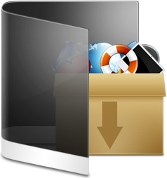 Folder Black Misc