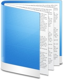 Folder Blue Doc