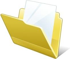 Folder document