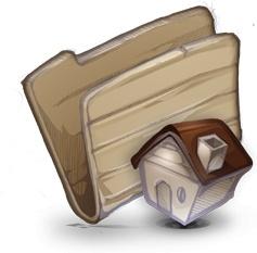 Folder Home Folder