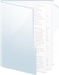 Folder Light Documents