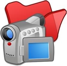 Folder red videos