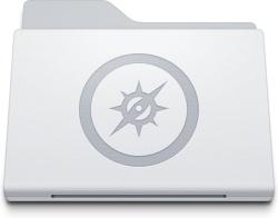 Folder Sites White
