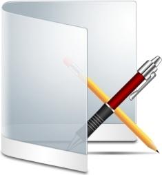 Folder White Apps