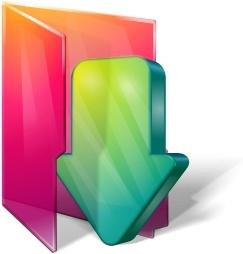 Folders downloads
