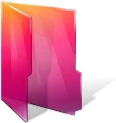 Folders open