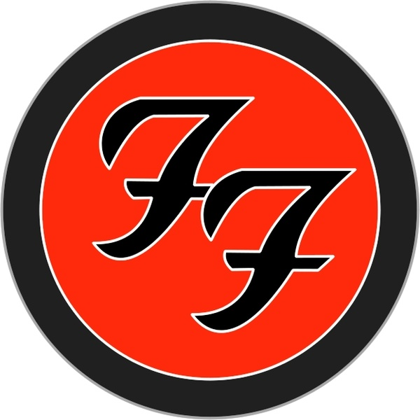 Foo Fighters 1 Free Vector In Encapsulated Postscript Eps Eps