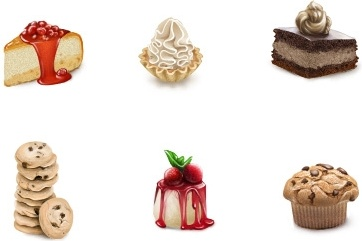 Food Icons icons pack