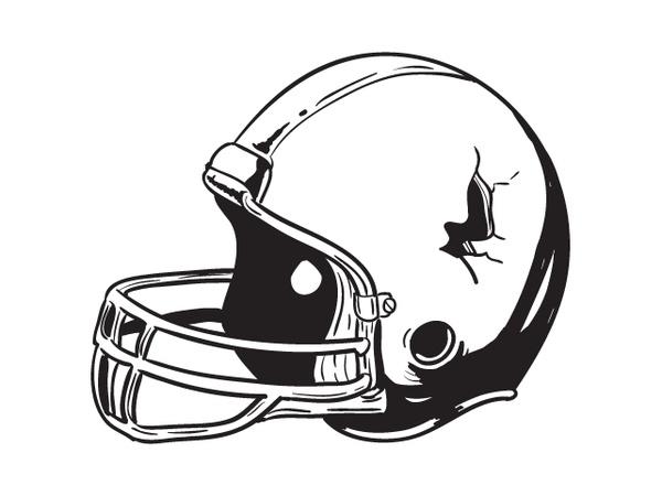 football helmet free vector in adobe illustrator ai ( .ai ) vector