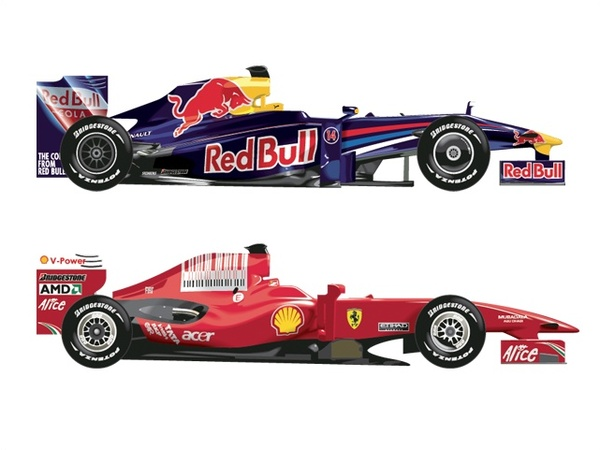formula 1 images free  Formula 9 Cars Free vector in Encapsulated PostScript eps ...