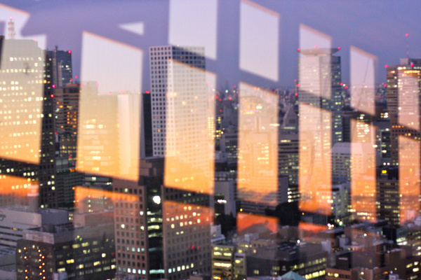 framing the city