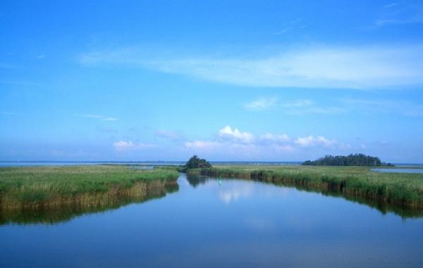 france river lake