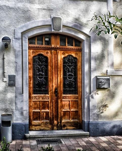frankfurt am main germany door
