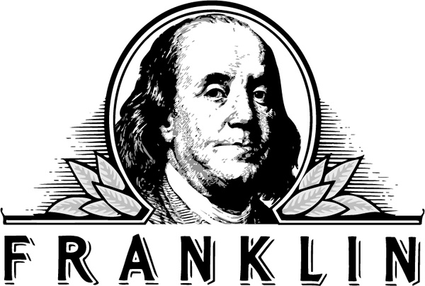 Franklin Free Vector In Encapsulated Postscript Eps Eps