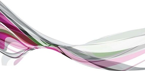 Free Abstact Colorful Wave Background
