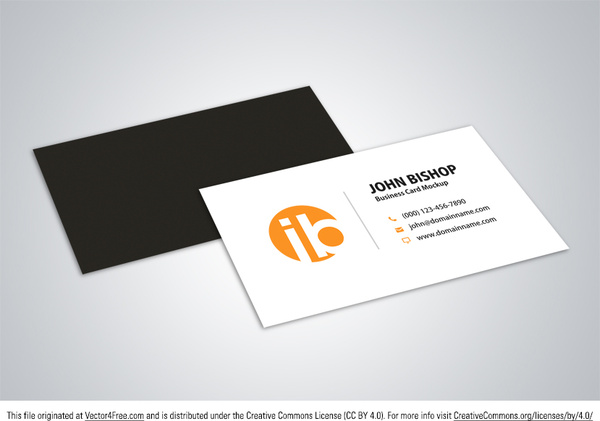 Free business card vector mockup free psd in photoshop psd d free business card vector mockup free psd 281mb reheart Choice Image