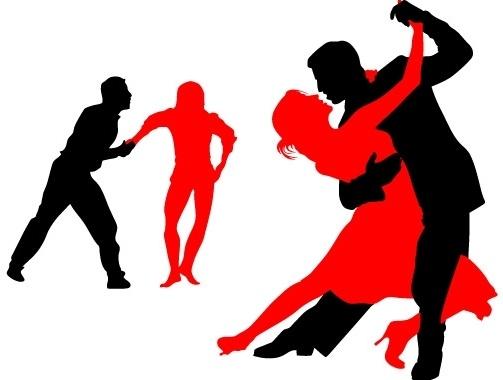 free dancing vectors free vector in adobe illustrator ai ai