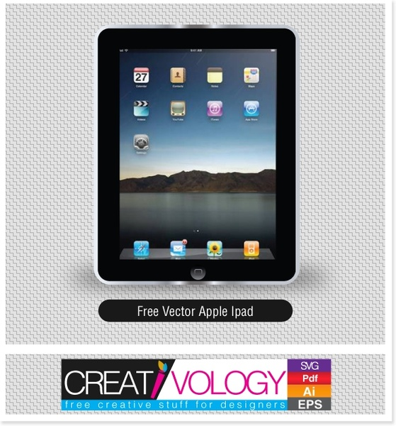Ipad Free Vector Download (50 Free Vector) For Commercial