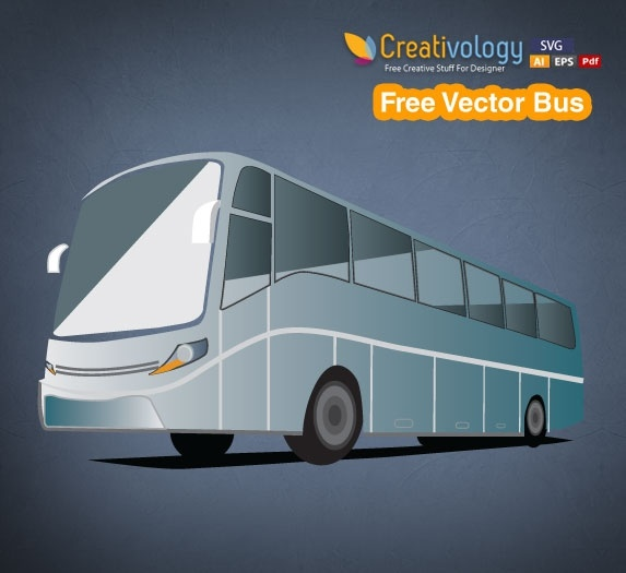 bus background shiny 3d icon decor