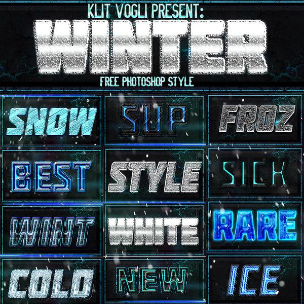 free winter style