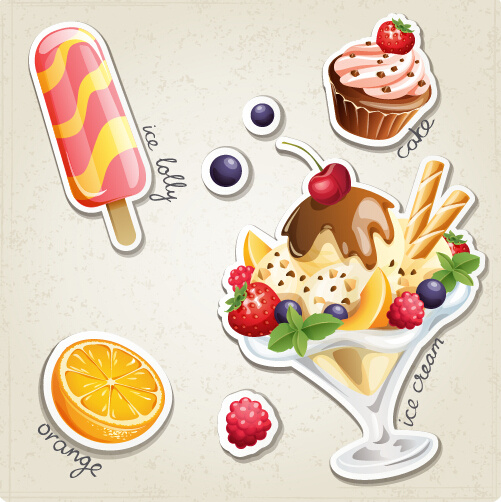 Ice Cream Free Vector Download 980 Free Vector For: Ice Cream Cone Clip Art Free Free Vector Download (219,147
