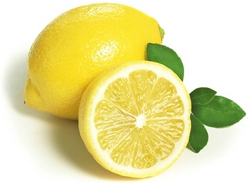 fresh lemon picture
