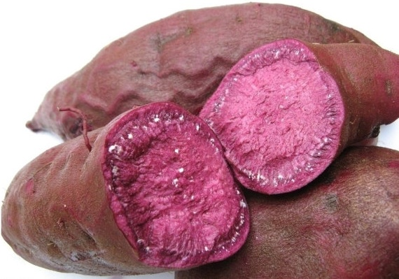 fruits and vegetables sd purple sweet potato 01