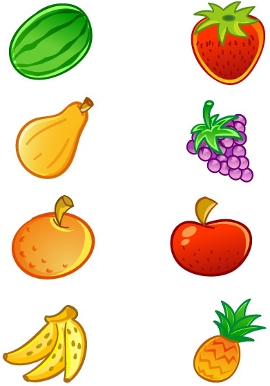 FRUITS Icons icons pack