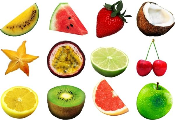 Fruitsalad Dock Icons icons pack