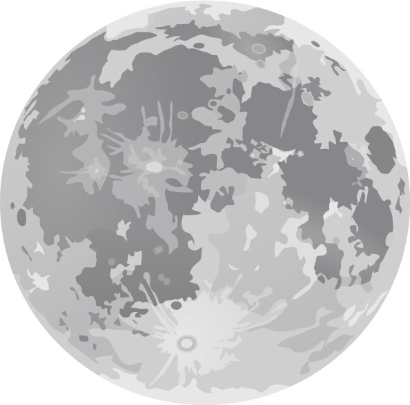 full moon clip art free vector in open office drawing svg    svg   vector illustration graphic