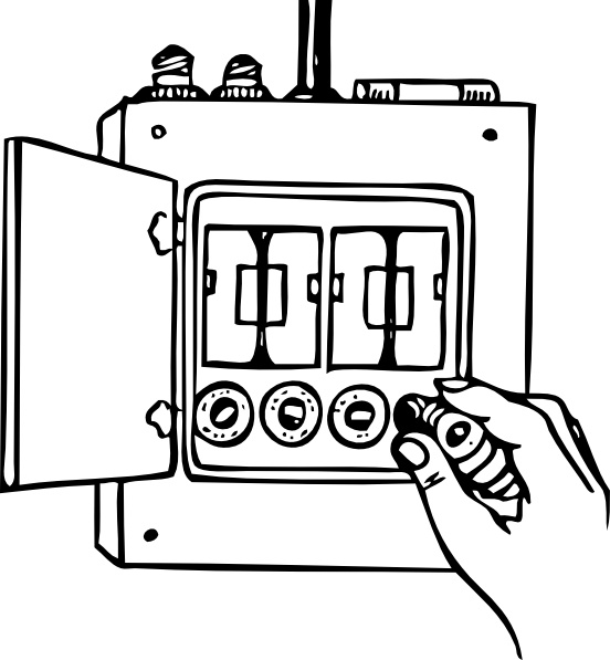 Fuse Box Drawing