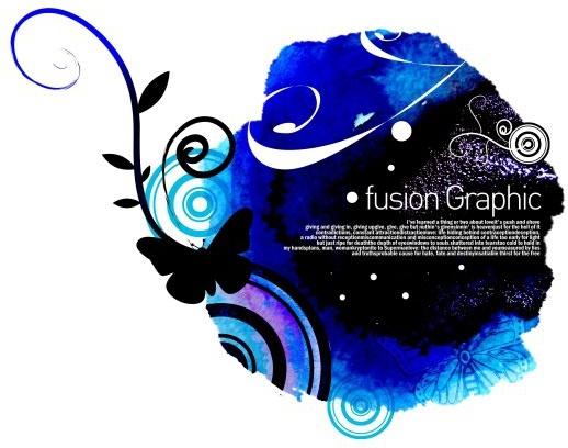 fusion graphic series fashion patterns 5