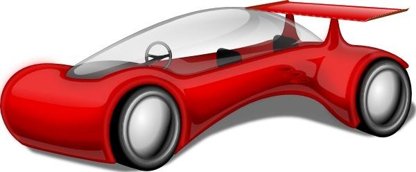 Future Car Clip Art